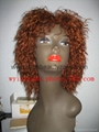 Synthetic Medium wig 4
