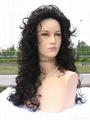 Synthetic Long wig 2