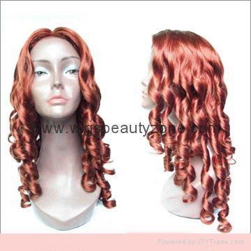 Synthetic Long wig 5