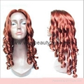 Synthetic Long wig