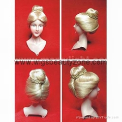 Doll's Wig