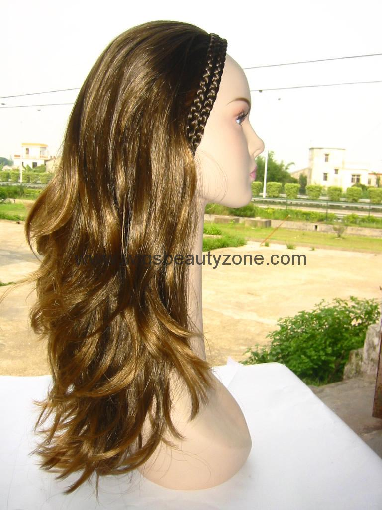 Synthetic Half Wigs