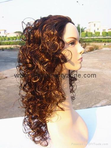 Synthetic Half Wigs 3