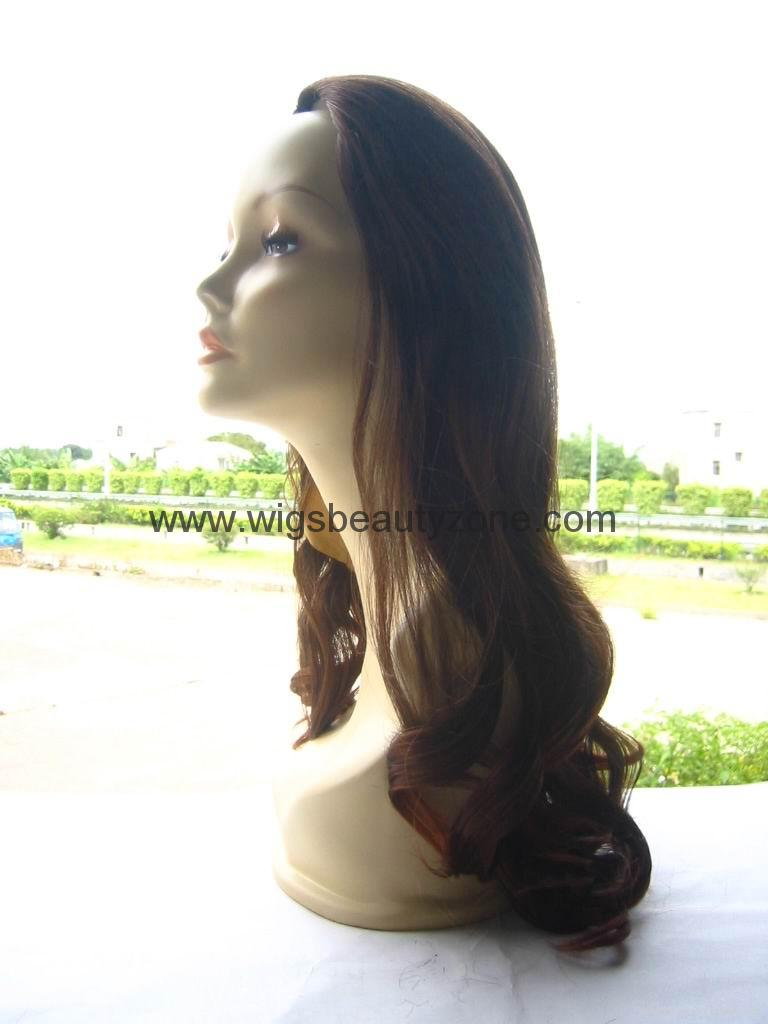 Synthetic Half Wigs 4