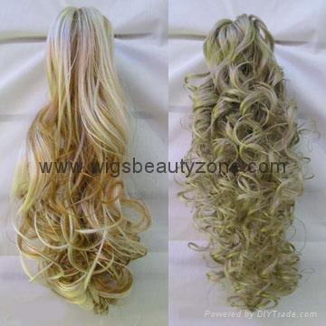 Hair pieces 1