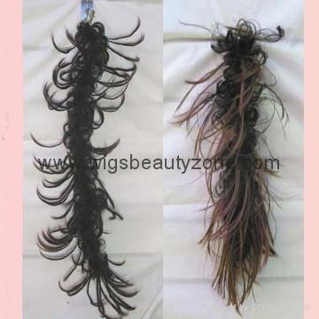 Hair pieces 3