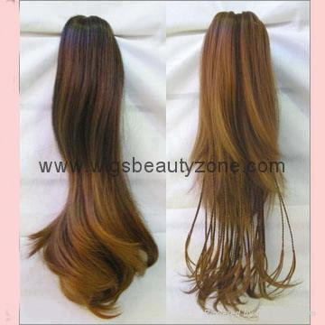 Hair pieces 4