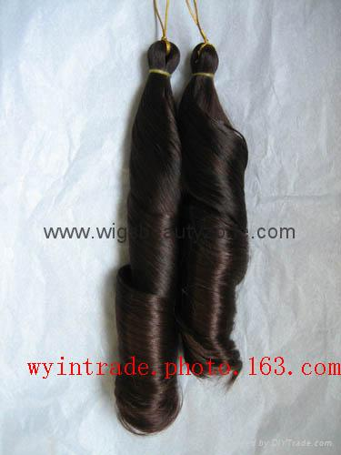 Synthetic Braids 3