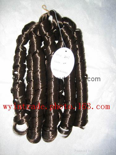 Synthetic Braids 4