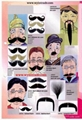 Moustaches and beards 2