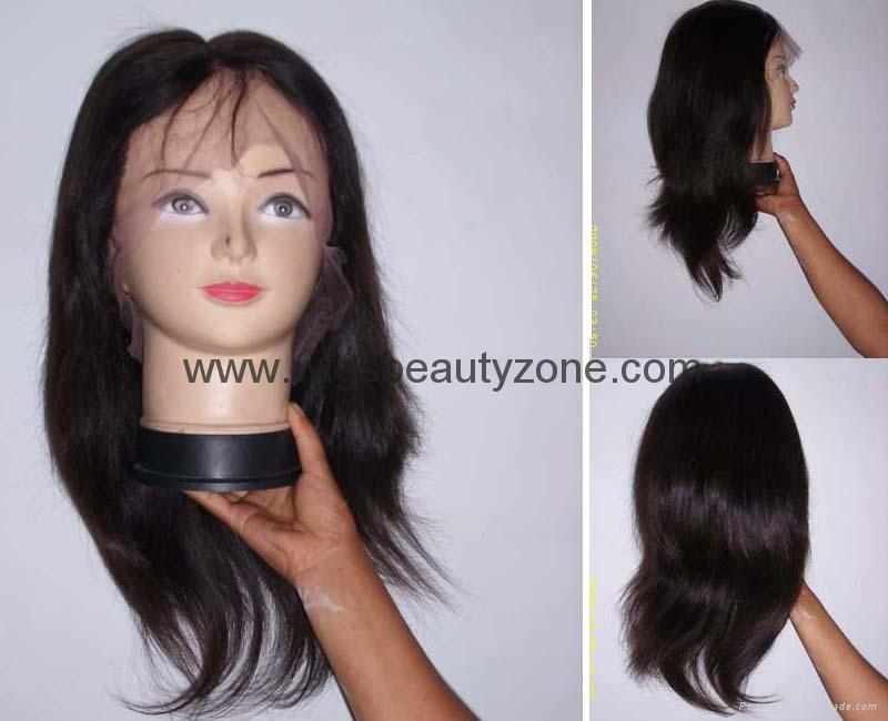 Tonya's Lace Wig New