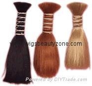 Support Double Drawn remy hair