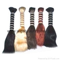 Support Double Drawn remy hair 3
