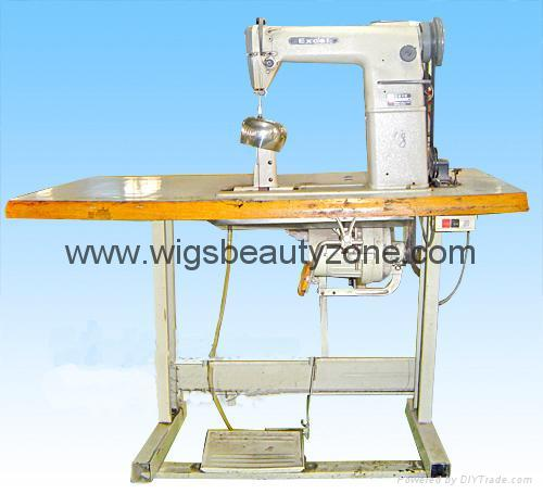 High Needle hair machine 1