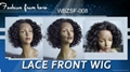 New front synthetic wigs 2
