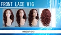 New front synthetic wigs 4