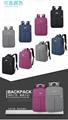 Shoulder computer backpack