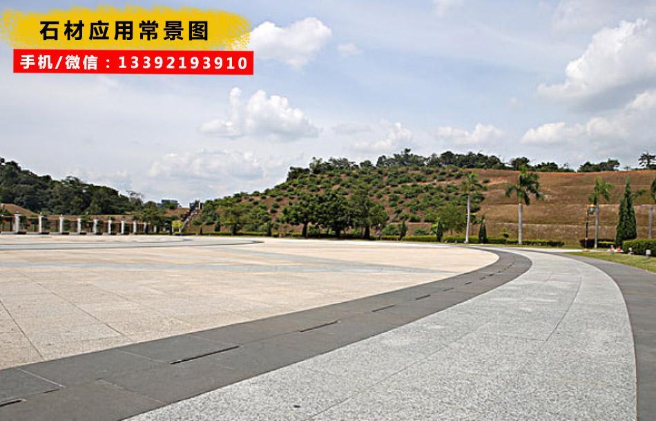 石球 路障石 车止石摆件--深圳市政专业石材加工厂家(手机/微信∶13392193910林工总监)