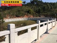 花崗岩橋欄杆 花崗岩橋梁欄杆 花崗岩橋欄定製
