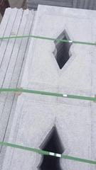 市政工程道路排水异形石材板 排水盖板