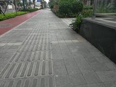 市政优质工程导盲石 盲道石 盲道砖