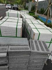 深圳市政路沿石廠生產多種規格平道牙 路平石