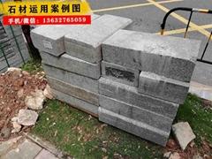 深圳政路道牙石廠生產各種規格路邊石 路沿石