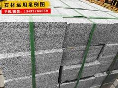 深圳市政路沿石廠生產各種規格H型路沿石 T型路沿石