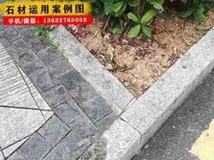 深圳市政路沿石廠生產各種規格立沿石 平沿石
