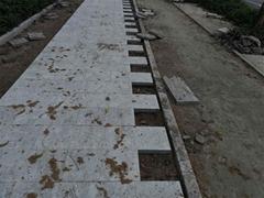 深圳地鋪石廠家生產多種規格地鋪石 臺階石