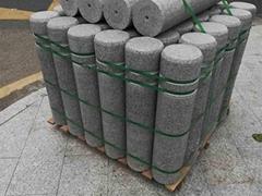 深圳止車石球廠提供各種規格止車石柱 擋車石球 圖片 價格