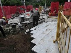 深圳石材厂生产各种型号石板铺地石_地铺石 石板地 路沿石