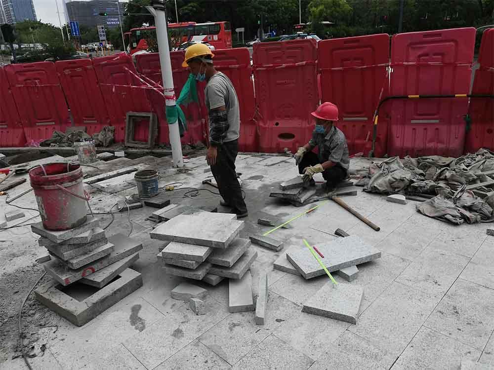 地鋪石材厚度 地鋪石材 地鋪石材怎麼留縫一樣 地鋪石材供銷合同