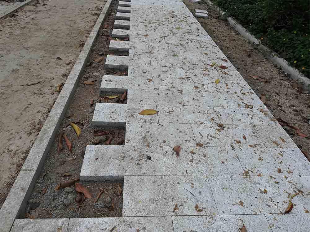 深圳石材廠生產各種型號石板鋪地石_地鋪石 石板地 路沿石 5