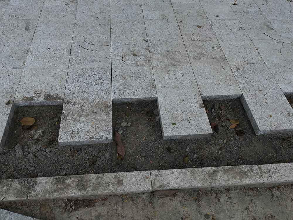 深圳石材廠生產各種型號石板鋪地石_地鋪石 石板地 路沿石 6