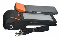 适用于收款机保护套外卖接单机皮套支付宝扫码刷卡收银机打印机套 (热门产品 - 1*)