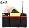 4S店销售专用腰包KTV服务员腰包酒吧对讲机腰包保安腰包定制
