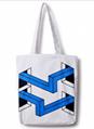 帆布袋加工廠-免費拿樣-免費打樣-帆布袋定製印logo圖案 3
