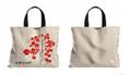 帆布袋加工厂-免费拿样-免费打样-帆布袋定制印logo图案