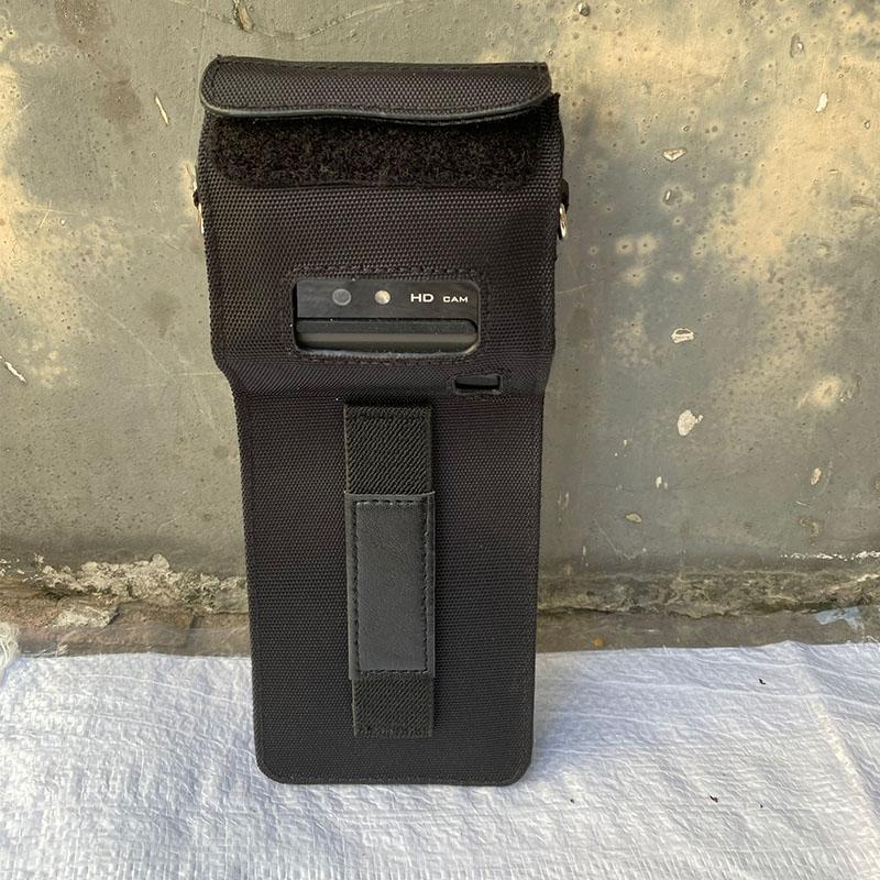 sunmi商米V2pro打印机保护套-美团外卖接单扫码收款机皮套保护套 4