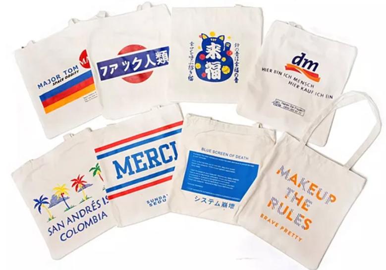 帆布袋定製印logo 3