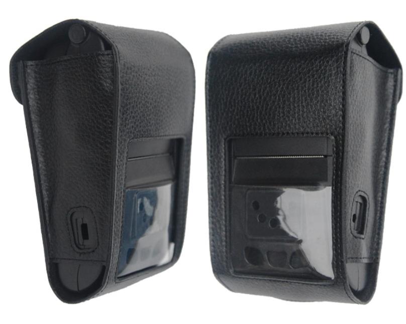 定制皮套 手持电子仪器防静电保护套 PU外勤用仪器皮套