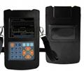手持測試儀器保護套 檢測油田深井便攜肩挎PU皮套 定做檢測儀皮套
