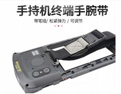 PDA手腕帶手持數據採集終端背面固定鬆緊手帶 手腕帶 綁帶定製