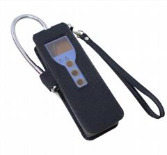定制皮套类包装 手持电子仪器防静电保护套 PU皮料手工腕带