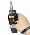 定製工業PDA手持皮套RFID條碼手持終端皮套商用POS機保護套