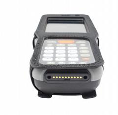 定制手持终端机保护套 POS机保护皮套 手持仪器保护套定制
