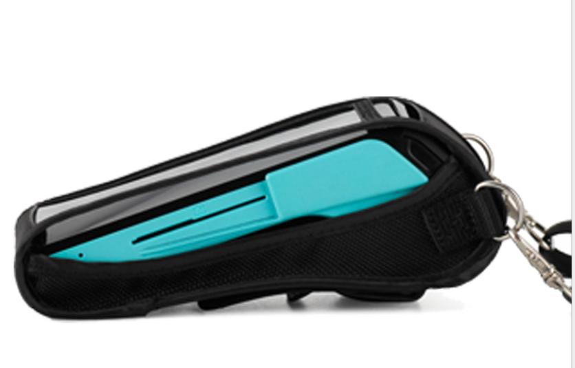 手持终端PDA皮套 手持机仪器保护套 智能POS机护套 6