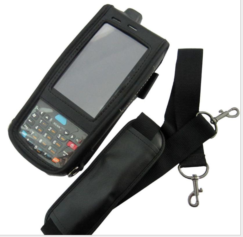 无线POS机皮套 刷卡机快递扫描仪皮套 PDA手持终端机保护套 1