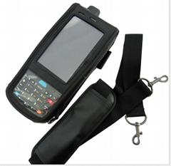 无线POS机皮套 刷卡机快递扫描仪皮套 PDA手持终端机保护套